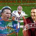 Week 8: No. 1 Florida Gators at Miss. St. Bulldogs