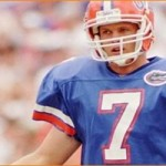 """QB Danny Wuerffel: """"The opportunity to play for coach Spurrier – too much to pass up."""""""