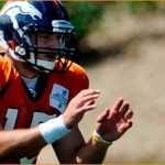 TWO BITS: Bailey lauds Tebow; Pouncey waits