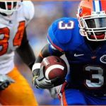 WR Chris Rainey back practicing with Gators