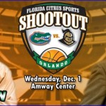 No. 16 Florida Gators vs. Central Florida Knights