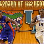 No. 13 Florida at No. 22 Kentucky Gameday