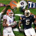Florida Gators at No. 24 Auburn Tigers Gameday