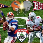 2012 Gator Bowl Gameday (Jacksonville, FL): Florida Gators vs. Ohio State Buckeyes