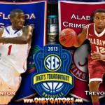 SEC Tournament – Gameday: Florida vs. Alabama