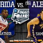 Gameday – 2014 NCAA Tournament – Orlando, FL: (1) Florida Gators vs. (16) Albany Great Danes