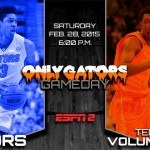 Gameday: Florida Gators vs. Tennessee Volunteers – Time running out for UF to improve