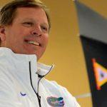Florida Gators release contracts for 2015 coaches: Jim McElwain, Nussmeier, Collins, Shannon