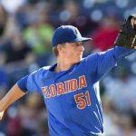 Florida beats LSU 4-3, wins first College World Series Championship Series game
