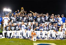 Twitter reaction: 36 Florida athletes, coaches flip out as Gators win baseball national title