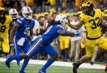 What we learned: Michigan beats down Florida in Texas