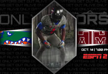 Florida vs. Texas A&M: Prediction, pick, line, odds, live stream, watch online, TV channel, game preview