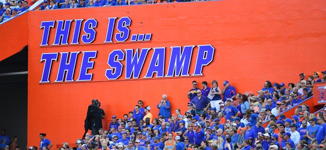 Florida Gators football to face USF in unique three-game series over four years