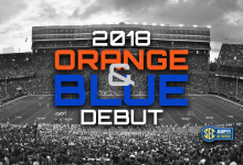 What we learned: Florida football is fun again in 2018 Orange & Blue Debut