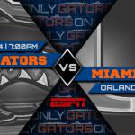Florida vs. Miami game: Pick, prediction, line, spread, odds, time, TV, watch live stream