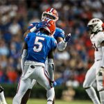 Short-handed Florida Gators look to Shawn Davis, freshmen to solidify secondary