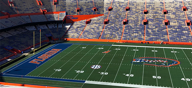 WATCH: Fire at Florida Gators' Ben Hill Griffin Stadium extinguished by fire rescue