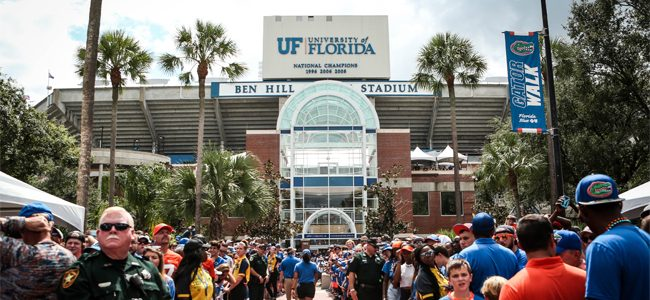 Florida football schedule 2020: Kickoff times set for four Gators games