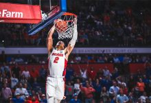 Florida PG Andrew Nembhard declares for 2020 NBA Draft while weighing options; Tre Mann does, too
