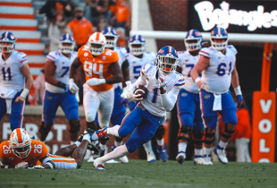 Florida football score, takeaways: Gators beat Tennessee, win SEC East for first time since 2016