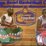 OBBC: No. 13 Florida Gators vs. Richmond Spiders