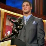 Tim Tebow selected as Heisman Trophy finalist