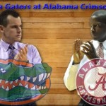 Gameday: Florida Gators at Alabama Crimson Tide
