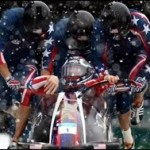 Florida's Messler, U.S. bobsled team in first place