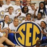 SIX BITS: SEC titles, softball sweep, gymnastics