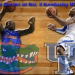 Gameday: Florida Gators at (3) Kentucky Wildcats