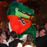 Gators pictures: Albert doing the hora, sneakers