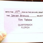 FOUR BITS: Draft cards, Madden 11, Gator Chomp
