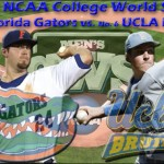 2010 NCAA College World Series Gameday (06/19): No. 3 Florida Gators vs. No. 6 UCLA Bruins