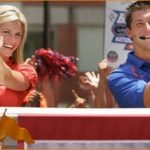 "Gators dazzler, ESPN reporter Erin Andrews: ""I really don't think I'm that big of a deal."""