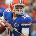 Gators QB John Brantley remains on schedule