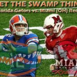 Week 1: No. 3 Florida Gators vs. Miami RedHawks