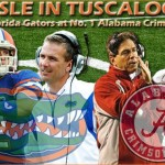 No.7 Florida Gators at No.1 Alabama Crimson Tide