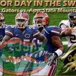 Week 12: Florida Gators vs. App. St. Mountaineers