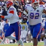 Gators knock down 'Dores 55-14 in Nashville