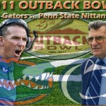 2011 Outback Bowl Gameday Preview (Tampa, FL): Florida Gators vs. Penn State Nittany Lions
