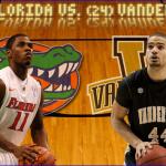 No. 23 Florida vs. No. 24 Vanderbilt Gameday