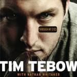 "Tebow's memoir ""Through My Eyes"" gets a cover"