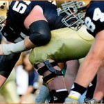 Notre Dame C Wenger cleared to play at Florida