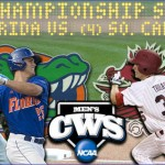 2011 College World Series Championship Series: No. 2 Florida vs. No. 4 South Carolina – Game 1