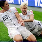 Abby Wambach named AP Athlete of the Year