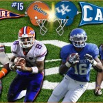 No. 15 Florida Gators vs. Kentucky Gameday