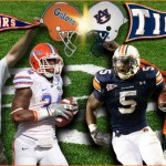 Florida Gators at No. 24 Auburn Tigers Gameday