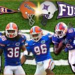 Florida Gators vs. Furman Paladins Gameday