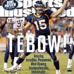 Tim Tebow graces another Sports Illustrated cover