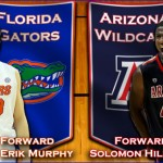 No. 12 Florida Gators vs. Arizona Wildcats